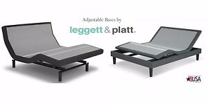 LEGGETT & PLATT ADJUSTABLE BEDS **ALL NEW MODELS AND SIZES*MADE IN USA