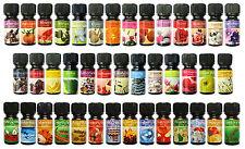 8 Duftöle Aromaöle Raumdüfte  ihrer Wahl, wählen Sie aus 43 verschiedenen Ölen