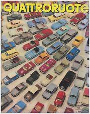 QUATTRORUOTE 12/1964 ALFA ROMEO GIULIA SPRINT GT – SALONE DI TORINO