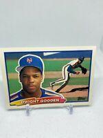 Dwight Gooden New York Mets 1988 Topps #11 Baseball Card