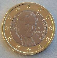 1 Euro Kursmünze Vatikan 2013 st/bu