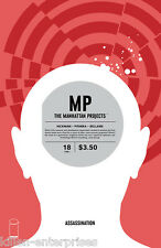 The Manhattan Projects #18 Comic Book 2014 - Image