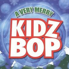 A VERY MERRY KIDZ BOP BY KIDZ BOP KIDS CD (2005, RAZOR & TIE DIRECT, LLC) - NEW