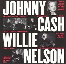 VH1 Storytellers by Johnny Cash/Willie Nelson (CD, May-2013, Universal)