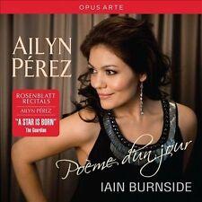 PoŠme d'un Jour (CD, Apr-2013, Opus Arte) NEW CD