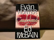 Candyland by Evan Hunter and Ed McBain, 1st Edition 2001 Very Good Condition