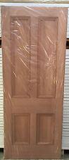 Internal Victorian 4 Panel Solid Timber Door