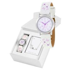 Set Watch Marea Girl B35284/4 Bracelet Silver sterling