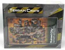 Terrain Crate MGTC203 Ruined City Scenery Cityscape Ruins Colony Mantic Games