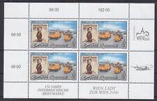 Österreich 1999 Mi. 2292 im kleinbogen postfrisch