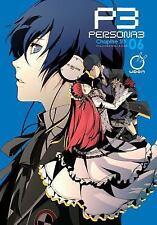 PERSONA 3 6 - ATLUS (COR)/ SOGABE, SHUJI (CON) - NEW BOOK