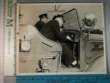 Rare Historical Original VTG 1944 Curtiss Wright Air Communication Photo