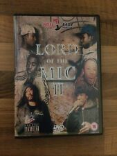 Hot Headz Promotions Presents... Lord Of The Mic Battle Arena Vol.2 CD & DVD