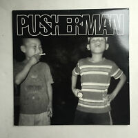PUSHERMAN - SHOW ME SLOWLY * 12 INCH VINYL * MINT * FREE P&P UK * ORIGINAL *
