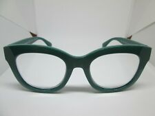 Peepers Center Stage Reading Glasses Readers Large Frame Teal Green +3.00