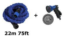 XHose Expandable Hose 22m 75ft Lightweight Water Hose Pipe + XHose Spray Gun
