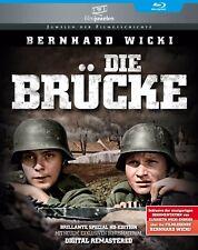 Die Brücke - Bernhard Wicki (1959) - Special Edition - Filmjuwelen [Blu-ray]