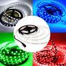 0,5 -10 Metro 60 LED ` S/M LED Tira de cinta rayas 3528 12v Resistente Al Agua