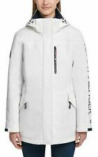 Tommy Hilfiger Womens  3-In-1 Systems Jacket, White, Size M