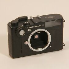 Leica Leitz Minolta CL 35mm Film Rangefinder Camera M Mount FILM TESTED