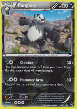 PANGORO 68/111 - XY FURIOUS FISTS POKEMON RARE CARD - IN STOCK NOW!
