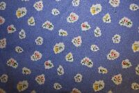 Flowers Print #25 In The Beginning Quilting 100% Cotton Fabric BTHY