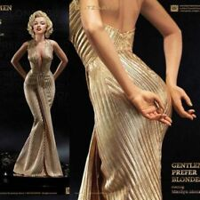 Sexy Marilyn Monroe Blondes 1/4 Scale Model Collection PVC Action Figure New