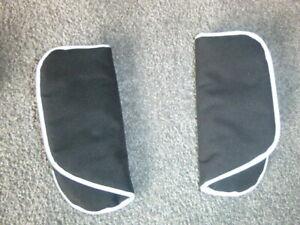 maclaren/mclaren techno stroller  chest pads