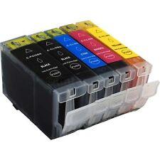 24 Patronen für Canon Pixma IP4200 IP5200 IP4500 IP4300 MP520 MP610 MIT CHIP