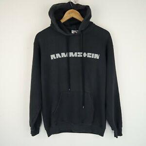 RAMMSTEIN Vintage Retro Metal Band Hoodie Sweatshirt SZ S-M (G413)