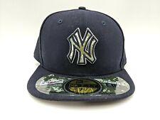 New York Yankees 2012 Stars & Stripes New Era 59FIFTY Military Camouflage 7 3/8
