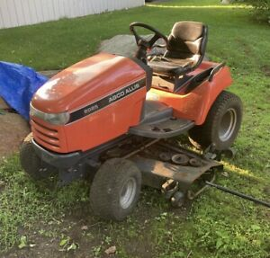 simplicity legacy garden tractor