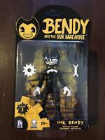 "Bendy and the Ink Machine INK BENDY Action Figure 5""  NEW"