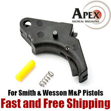 Apex Tactical S&W M&P 9mm 40 45 357 Polymer Action Enhancement Trigger (100-025)