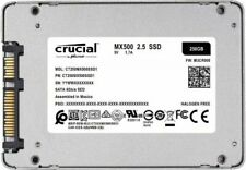"Crucial MX500 2,5"" 250GB SSD Interno (CT250MX500SSD1)"