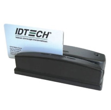 Id Tech, Omni Slot Reader, Infrared Scanner, Usb Emulation, Black WCR3227 - 712U