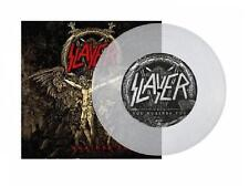 "SLAYER 7"" You Against You  Vinyl CLEAR Wax Stickered 300 DEAD MINT War Ensemble"