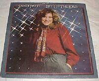 Lift Up The Lord By Sandi Patti Record Vinyl Album LP [Vinyl]