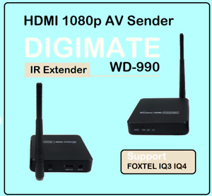 Resolution 1920x 1080 New 5G Wireless HDMI Extender 50m 1080P AV Sender Receiver