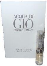 Giorgio Armani Acqua Di Gio Pour Homme Eau De Toilette Cologne Sample For Men