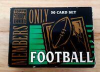 1994 Stadium Club Members Only Factory Set Elway Barry Rice plus Chrome Rookies