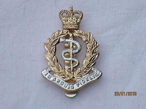 Royal Army Medical Corps, RAMC,Anodised Aluminium Staybright, Maker: FIRMIN