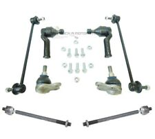 FORD MONDEO MK4 FRONT 2 BALL JOINTS +2 LINKS + 2 OUTER & INNER TRACK ROD ENDS