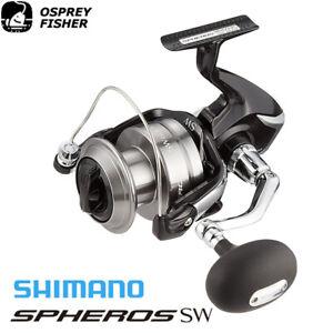 Shimano Spheros SW Spinning Reel Offshore Powerful Fishing Reel 5000-20000Series