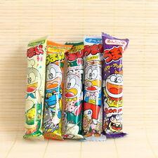 Japanese UMAIBO - Set of 5 Flavor Corn Snacks Sticks Japan Candy Yaokin