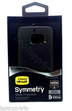 Genuine Otterbox Symmetry ShockProof Case Cover For Samsung Galaxy S7 Edge Black
