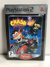 Playstation 2 Crash Tag Team Racing Platinum Dutch