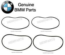 New BMW E53 X5 00-06 Set of 2 Front & 2 Rear Door Seals Genuine