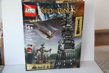 Lego 10237: Tower of Orthanc. Lord of the Rings. Sealed Contents - Box damaged.