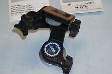 Bogen Manfrotto 3025 3 Way Pan Tilt Tripod 3D Head Professional Camera Support